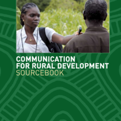 Communication for Rural Development Sourcebook