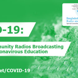 COVID-19: How Community Radios Broadcasting Coronavirus Education