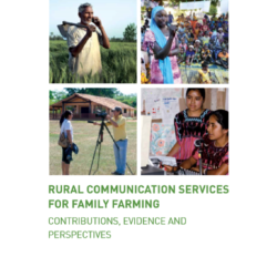 Rural Communication Services: Contributions, Evidence, and Perspectives