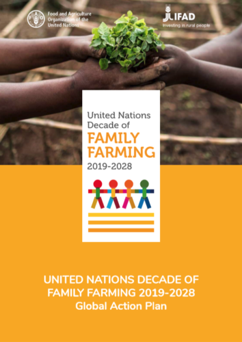 United Nations Decade of Family Farming 2019-2028 Global Action Plan