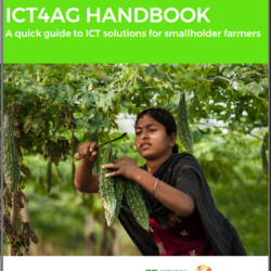 ICT4AG Handbook