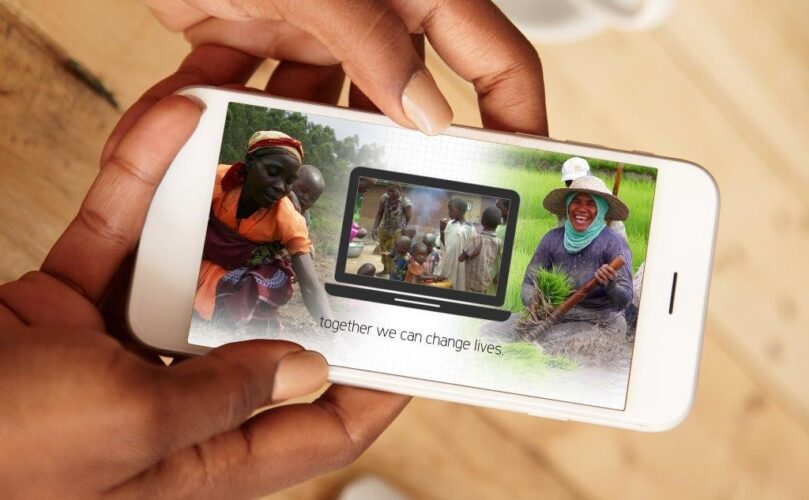 Supporting South-South learning through an online platform for quality farming training videos