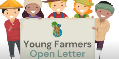Young Farmers Open Letter Contest