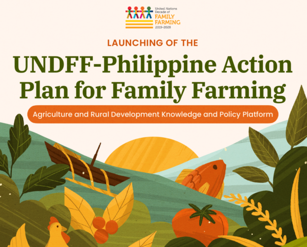 Launching of the UNDFF-Philippine Action Plan For Family Farming