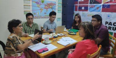 ComDevAsia and AFA explores institutional partnership in agri and rural dev't
