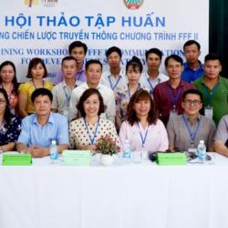 FAO/FFF organizes Vietnam ComDev mission