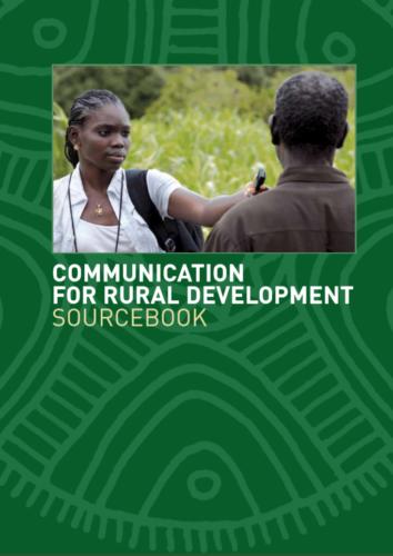 Communication for Rural Development Sourcebook