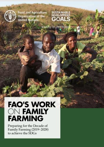 FAO Work on Family Farming
