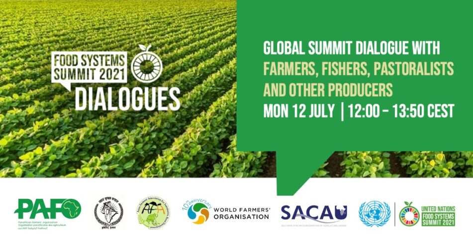 AFA, FO's to convene for UN Food Systems Global Summit Dialogue